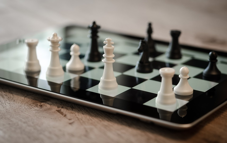 Top 5 apps for chess players