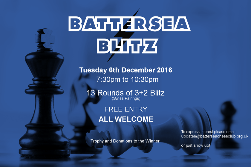 Get ready for the Battersea Blitz
