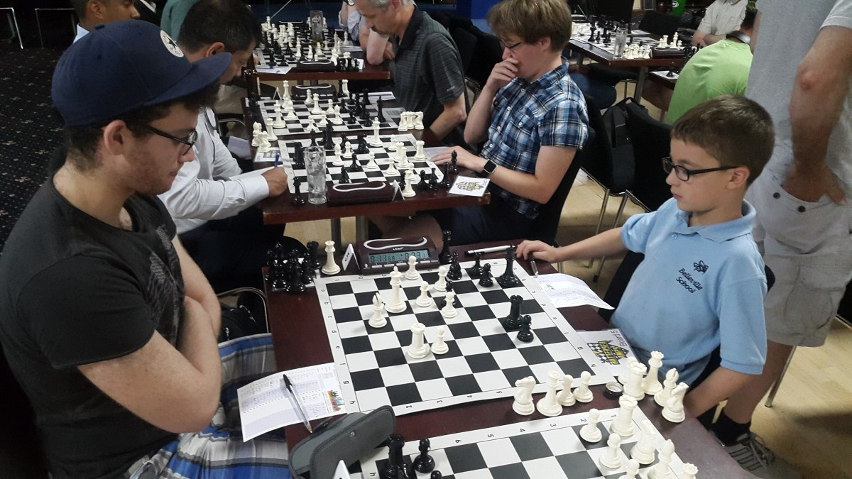 The Battle of Battersea: Sparks fly as Volts shock Amps in Summer Chess League opener