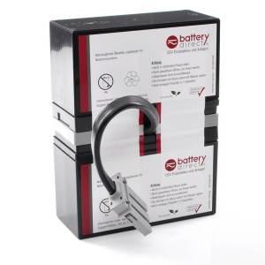 Batteria per APC Smart UPS SC 1000 & APC Back UPS RS 1500 sostituisce APC RBC33