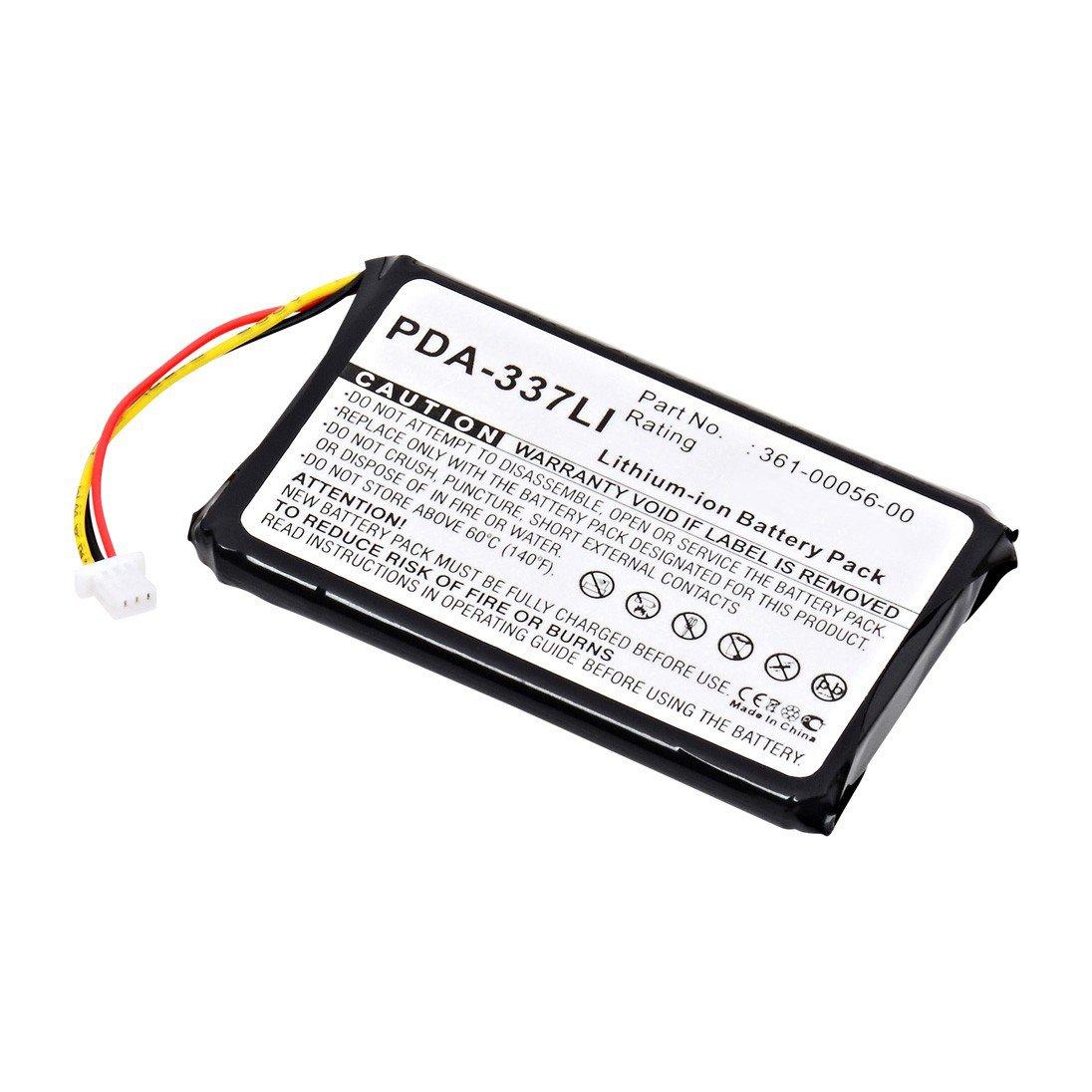 Replacement Garmin Nuvi 30 40 50 Gps Battery Batterymart