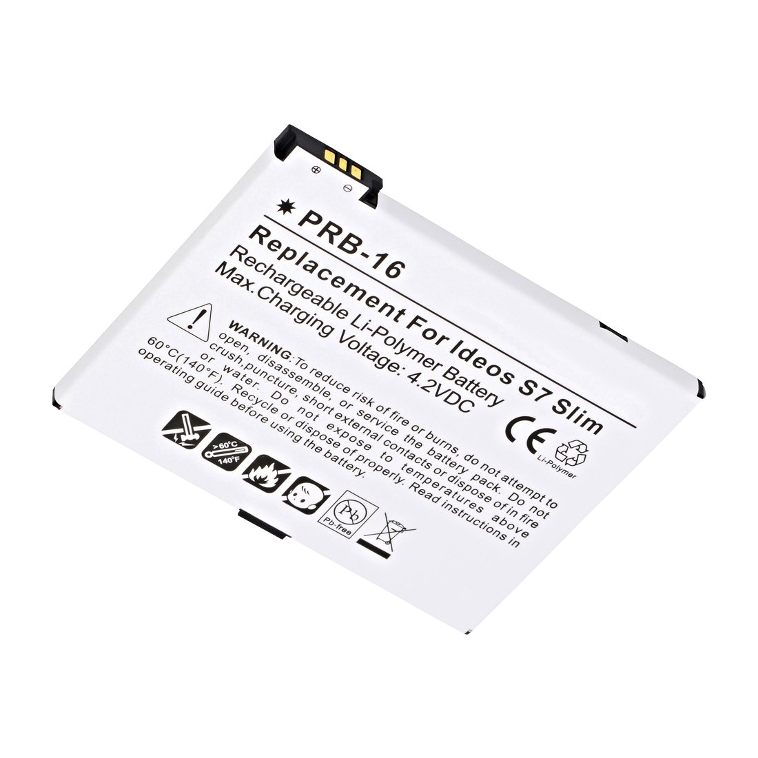 Replacement Huawei Ideos S7 Slim Tablet Battery Batterymart