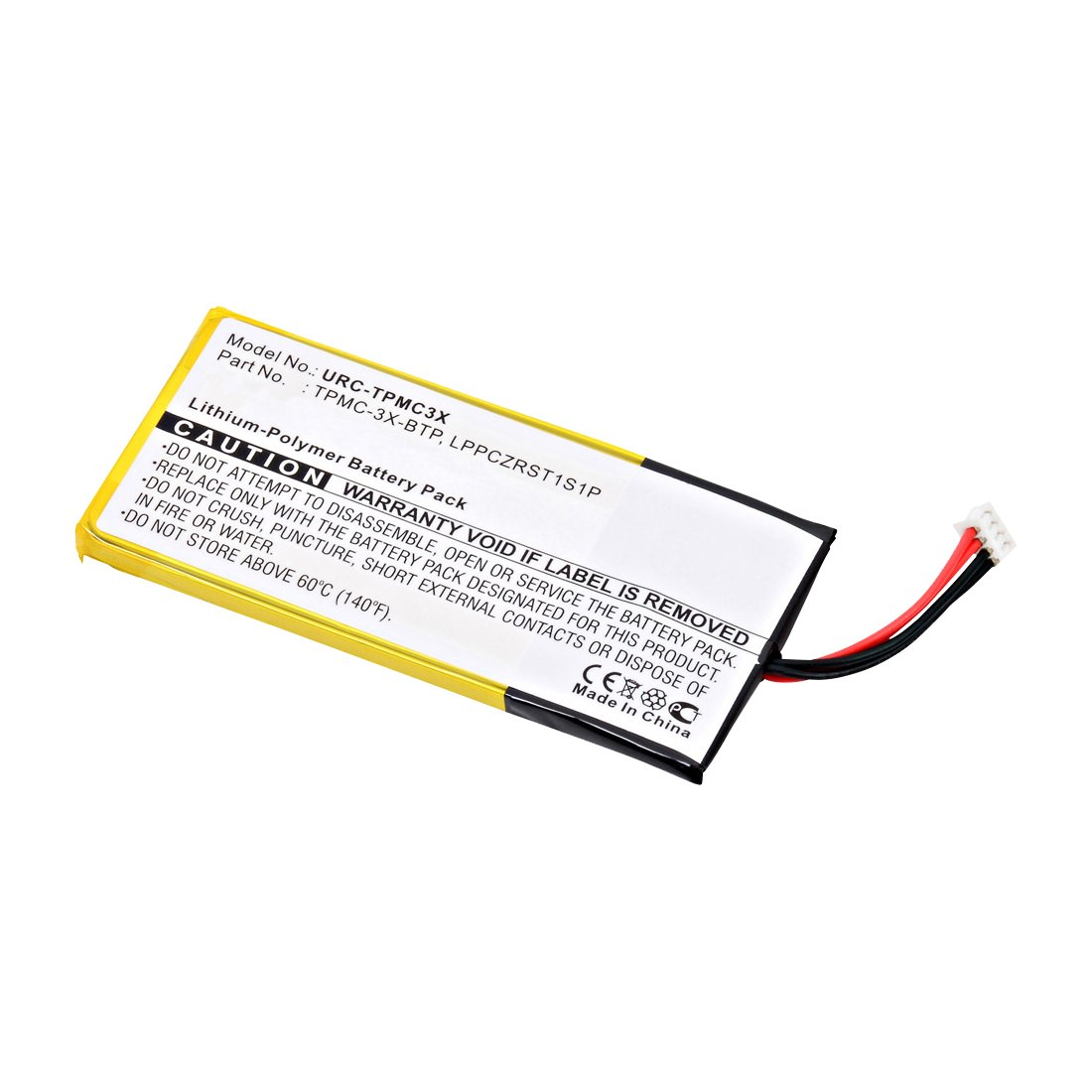 Replacement Crestron Lppczrst1s1p Remote Control Battery Batterymart