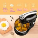 ECSWP Mixer Ménage Fouet Électrique Portatif De Bureau Accueil Baking Fouet avec Barrel Crème Mixer