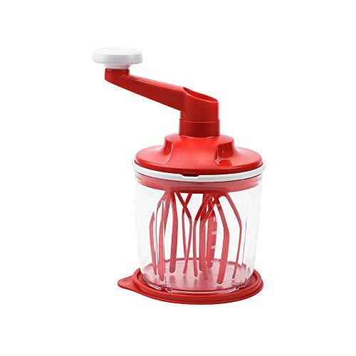 SMEJS Mélangeur Automatique d'oeufs de gâteau mélangeur mélangeurs sur Socle électrique Crochet de pâte Fouet Batteur de Farine à Main Pain Batteur d'oeufs mélangeurs
