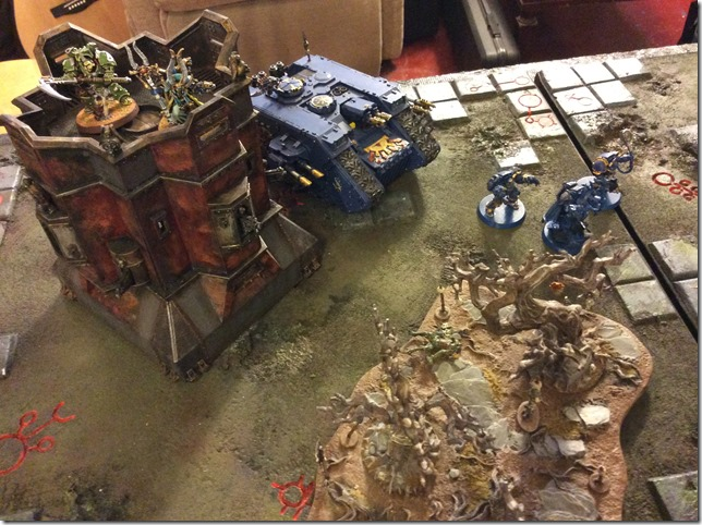 Thousand Sons vs Inquisition, Adeptus Mechanicus and Officio Assassinorum