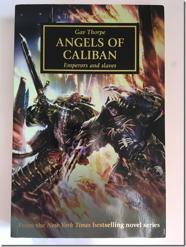 Angels of Caliban – Gav Thrope