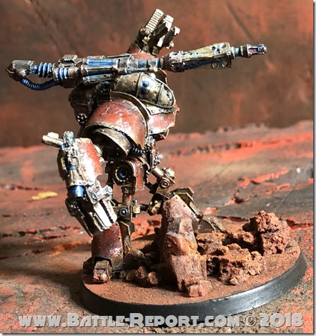 Mechanicum Castellax Battle-Automata 01