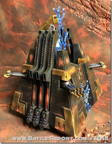 Necron Monolith 01