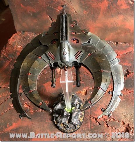 Necron Night Shroud Bomber 01