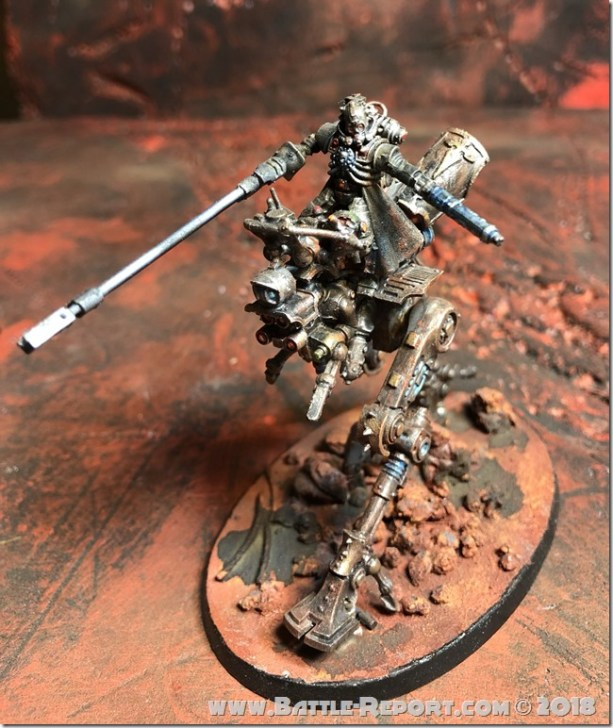 Adeptus Mechanicus Sydonian Dragoon 00