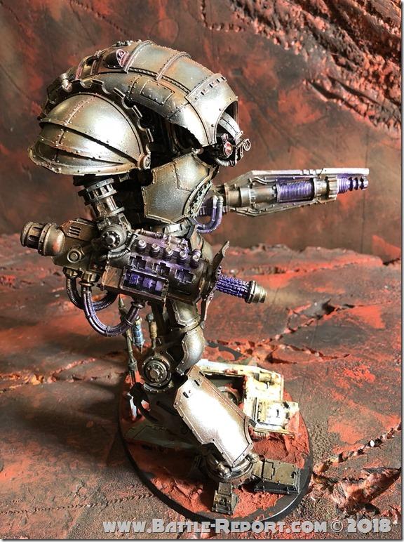 Mechanicum Cerastus Knight-Atrapos 01