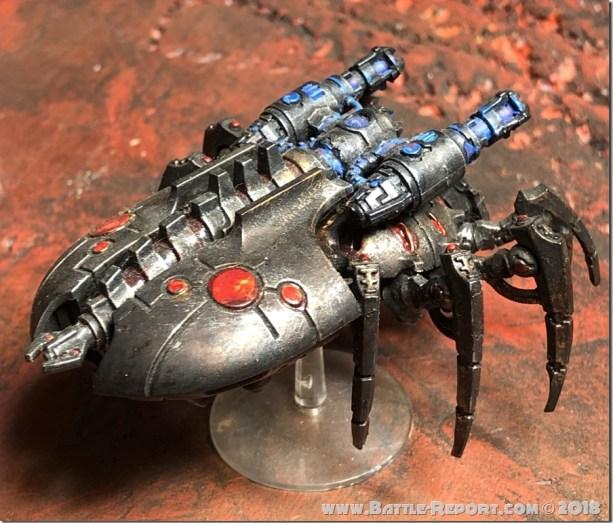 Necron Canoptek Spyder 01