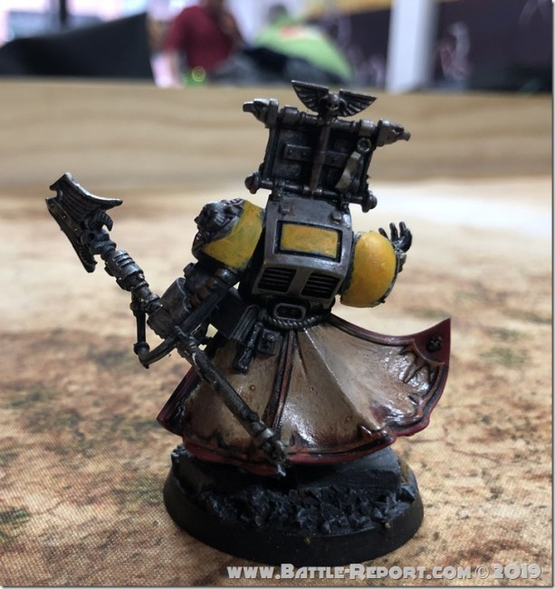 Imperial Fists Librarian in Terminator Armor  (4)
