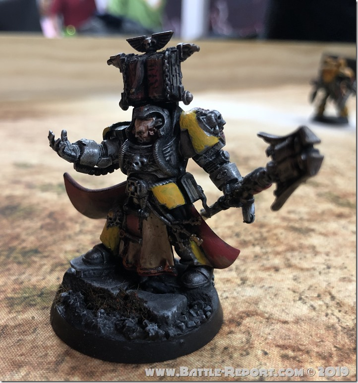 Imperial Fists Librarian in Terminator Armor  (6)