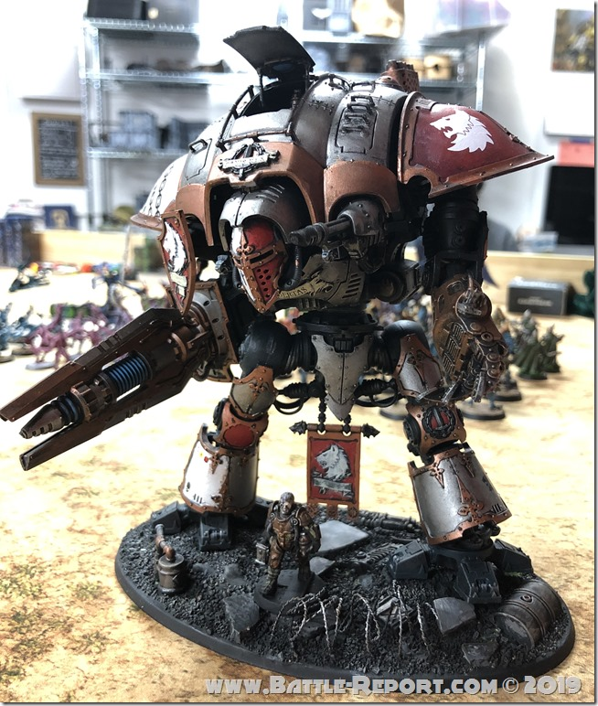 Imperial Knight Preceptor Canis Rex (1)
