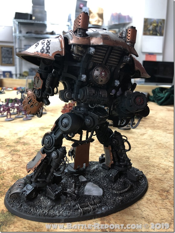 Imperial Knight Preceptor Canis Rex (5)