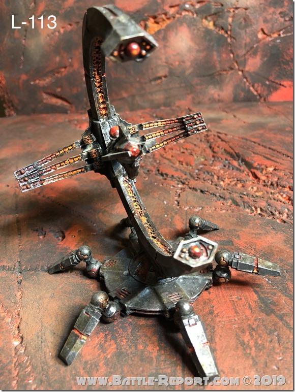 Necron Sentry Pylon (3)