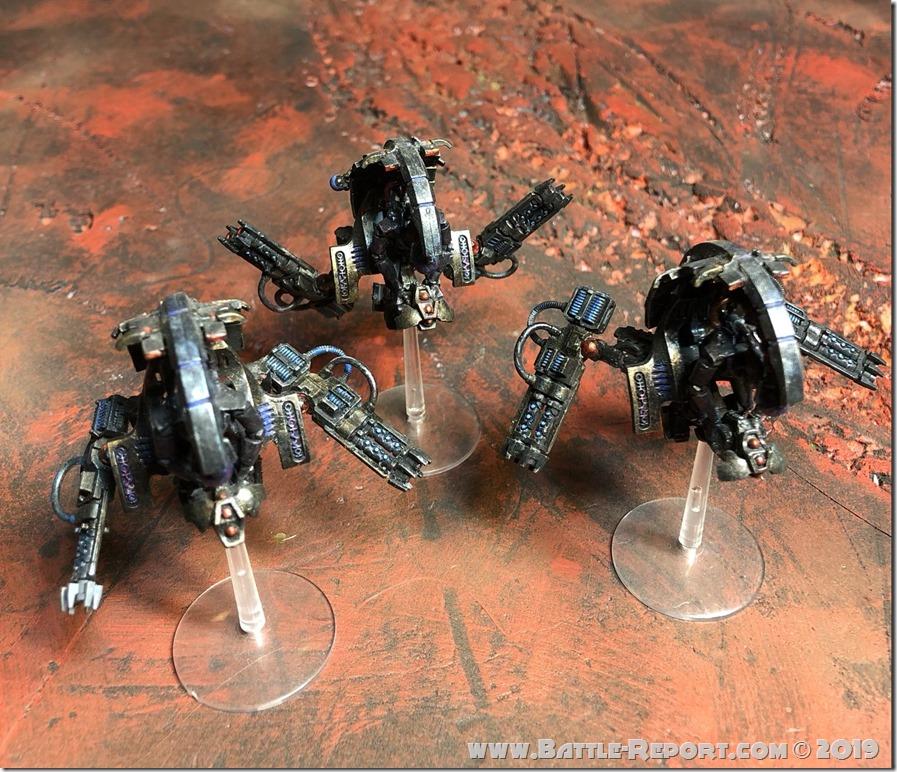 Necron Tomb Blades (2)