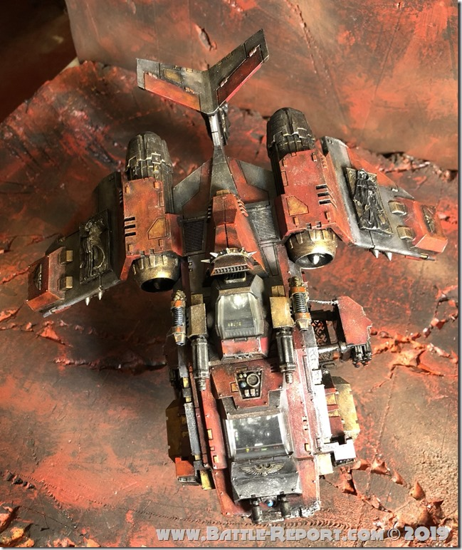 Stormraven Gunship (1)
