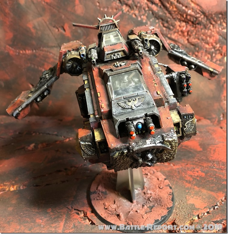 Stormraven Gunship (2)