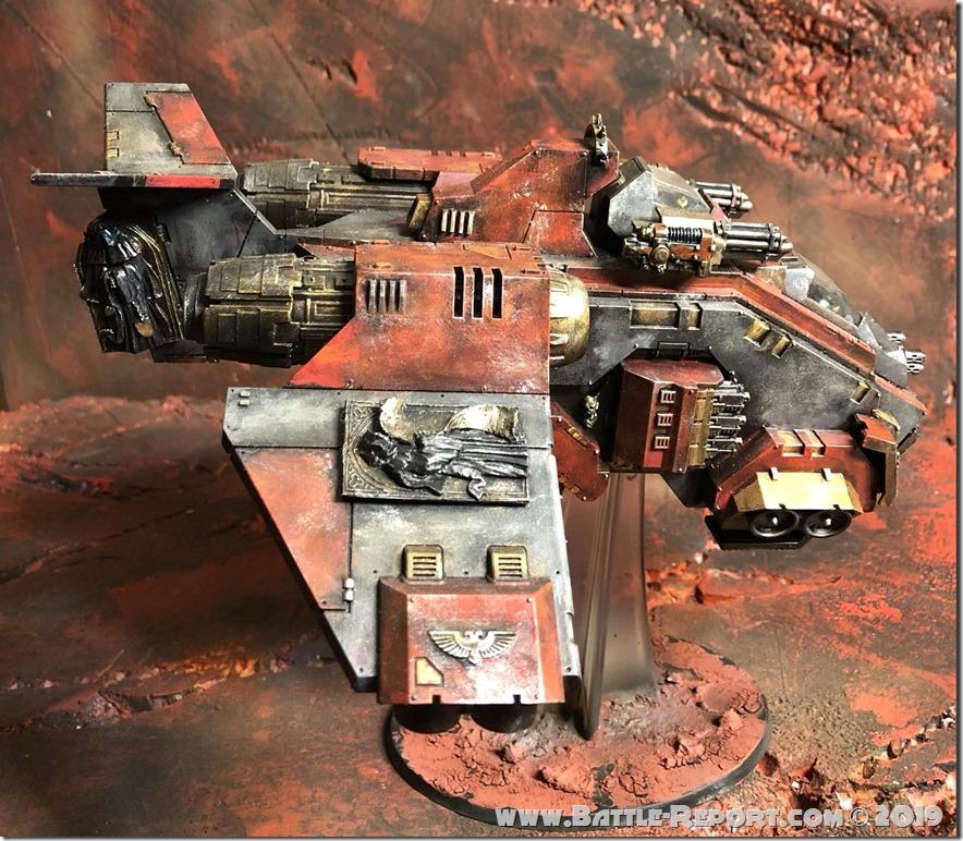 Stormraven Gunship (3)