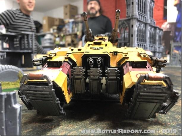 Imperial Fists Astraeus Super-heavy Tank (6)