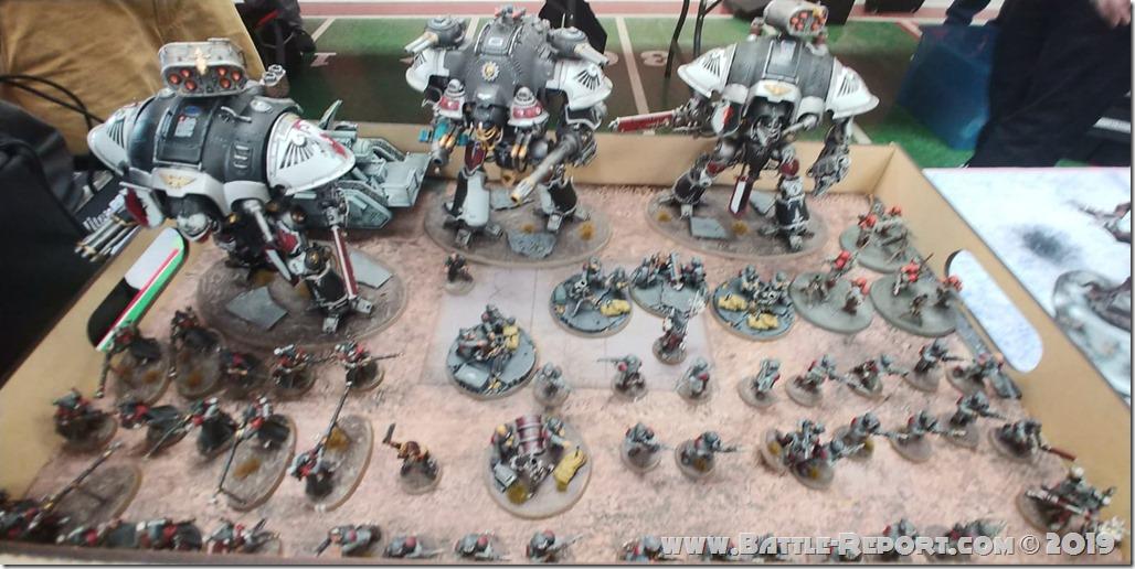 2019 Warpgate Warhammer 40,000 Grand Tournament - Battle Report