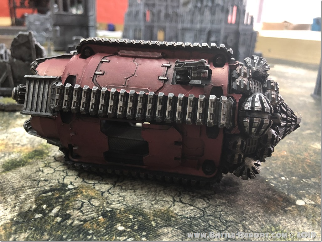 Adeptus Mechanicus Terrax Pattern Termite Assault Drill (2)