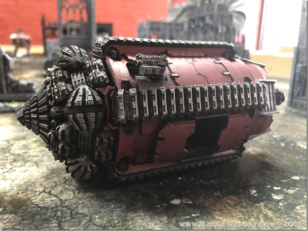 Adeptus Mechanicus Terrax Pattern Termite Assault Drill (6)