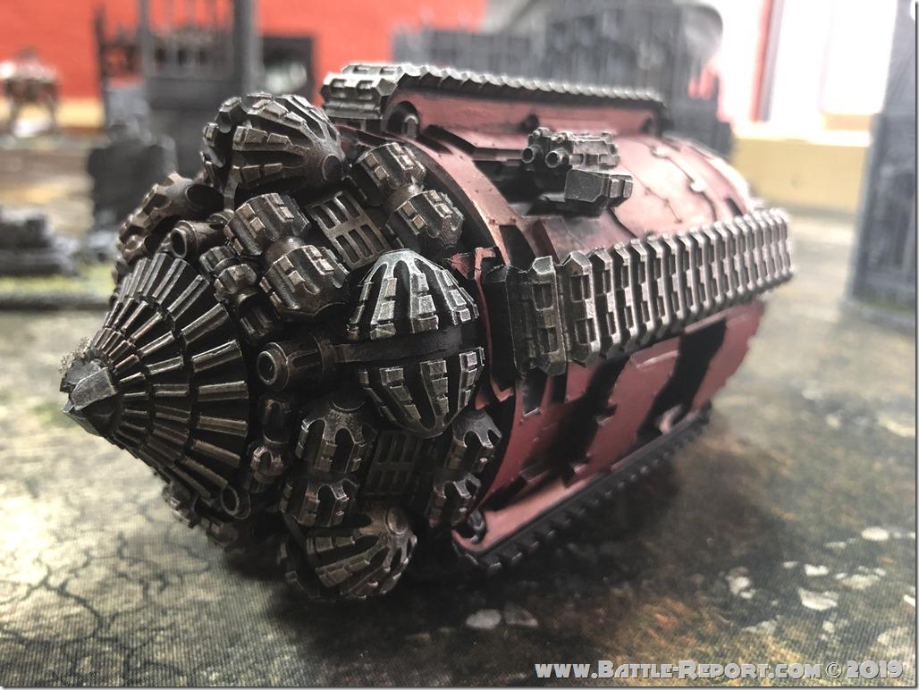 Adeptus Mechanicus Terrax Pattern Termite Assault Drill (7)