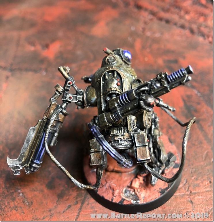 Mechanicum Vorax Battle-Automata (3)