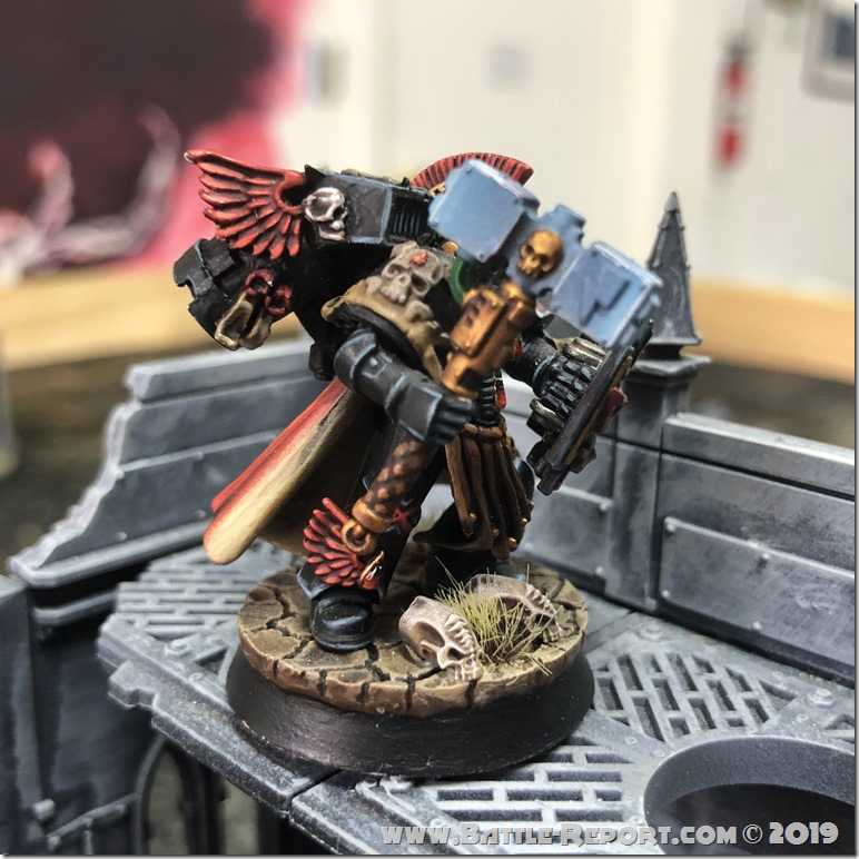 Blood Angels Captain with Jump Pack (3)