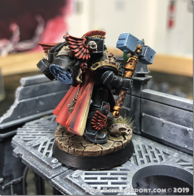Blood Angels Captain with Jump Pack (4)