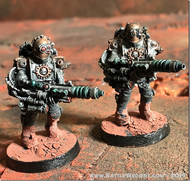 Mechanicum Tech-Thrall Covenant by Nyghoma