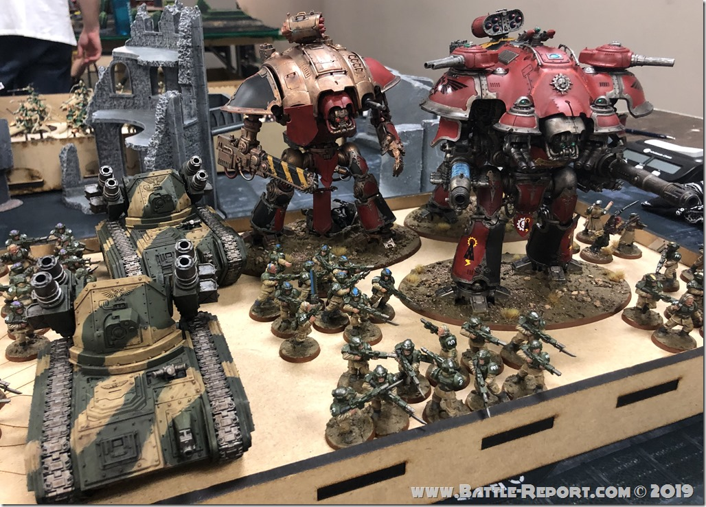 Armies of the 2019 BFS North East Team Championship – Part 13