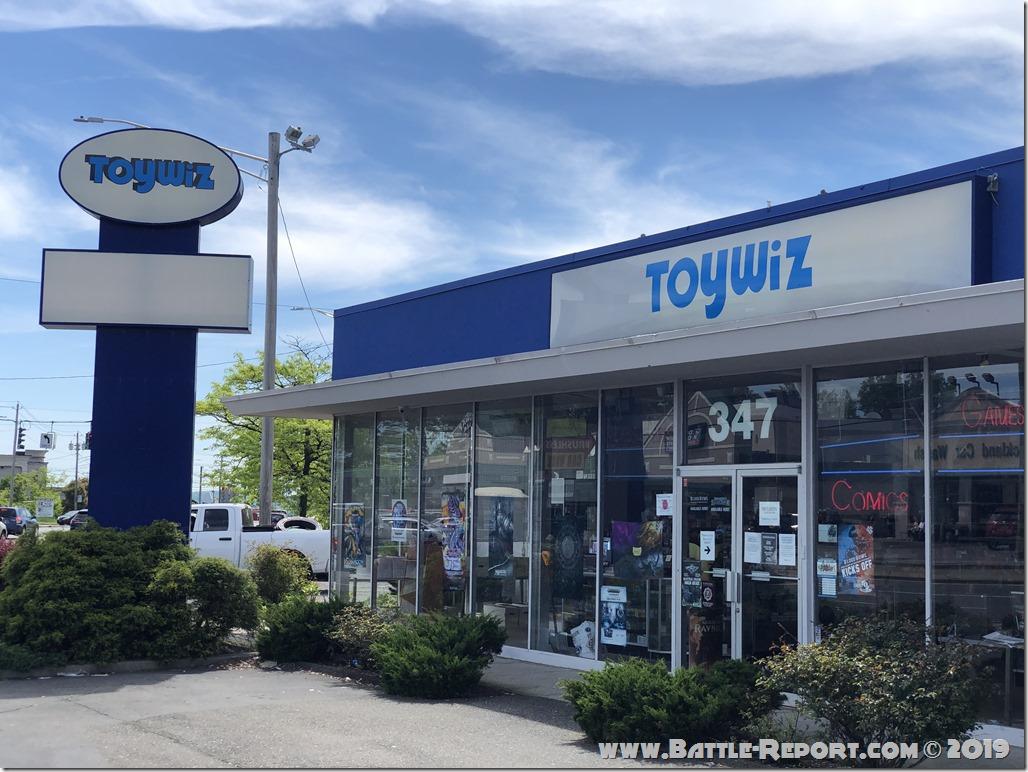 ToyWiz – Nanuet, New York