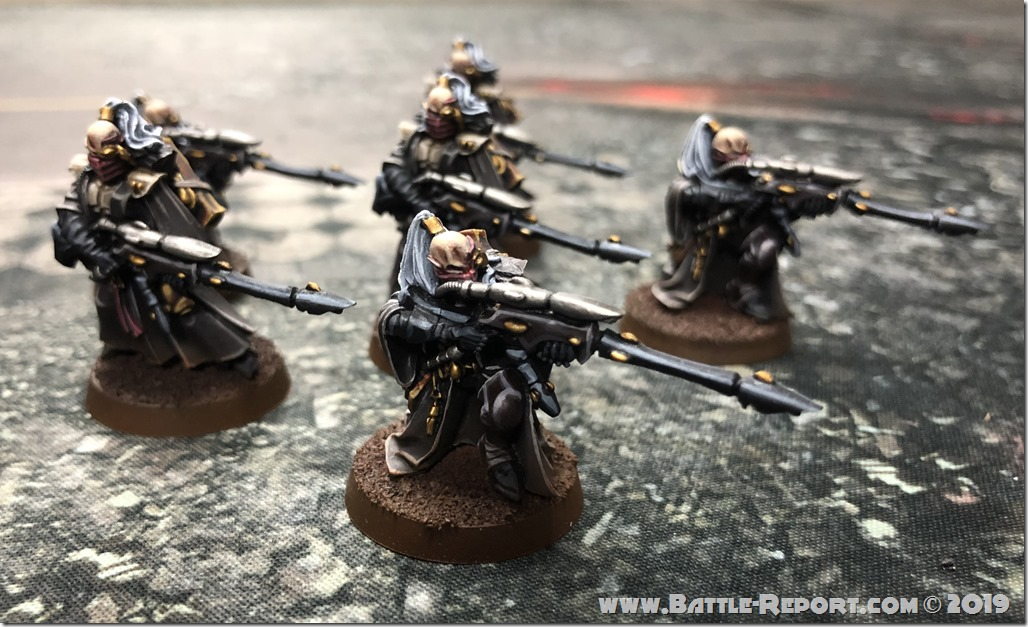 Eldar Rangers by Bill (1)