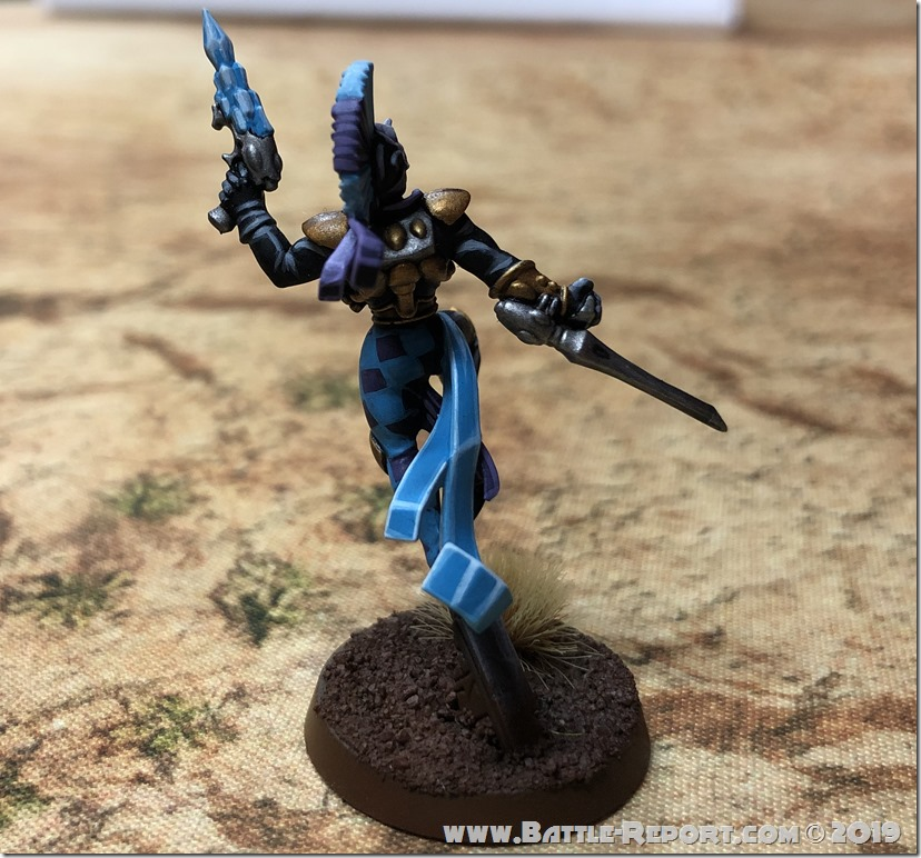 Harlequin Troupe Master by Bill (4)