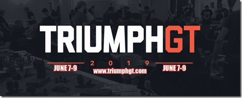 2019 Triumph Warhammer 40,000 Grand Tournament