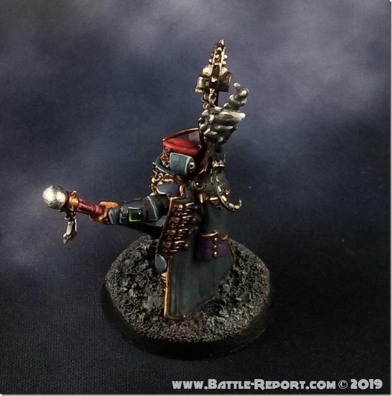 Militarum Tempestus Scions Tempestor Prime by Joey K (3)