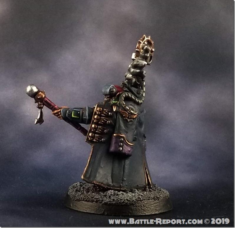 Militarum Tempestus Scions Tempestor Prime by Joey K (6)