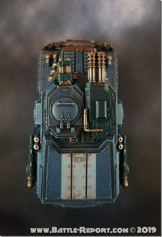 Militarum Tempestus Taurox Prime by Joey K (10)