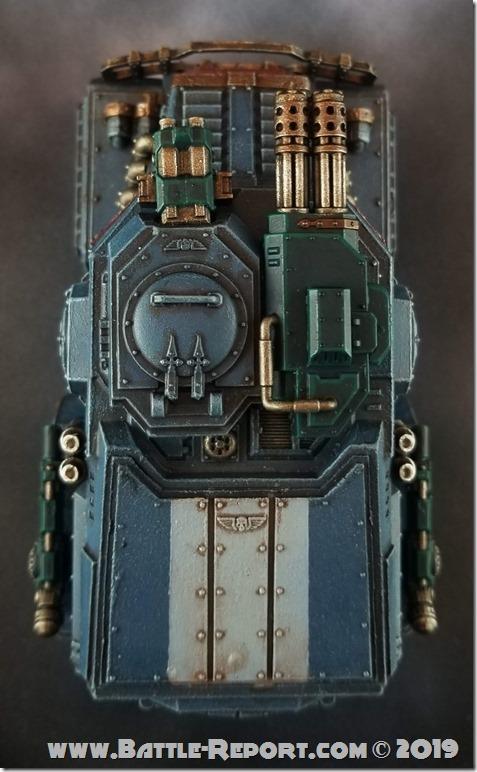 Militarum Tempestus Taurox Prime by Joey K (7)