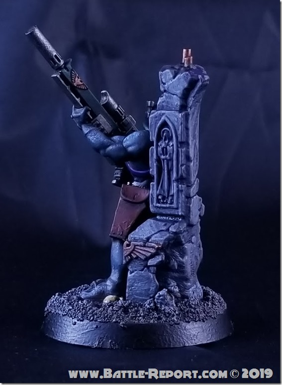 Vindicare Assassin by Joey K (2)