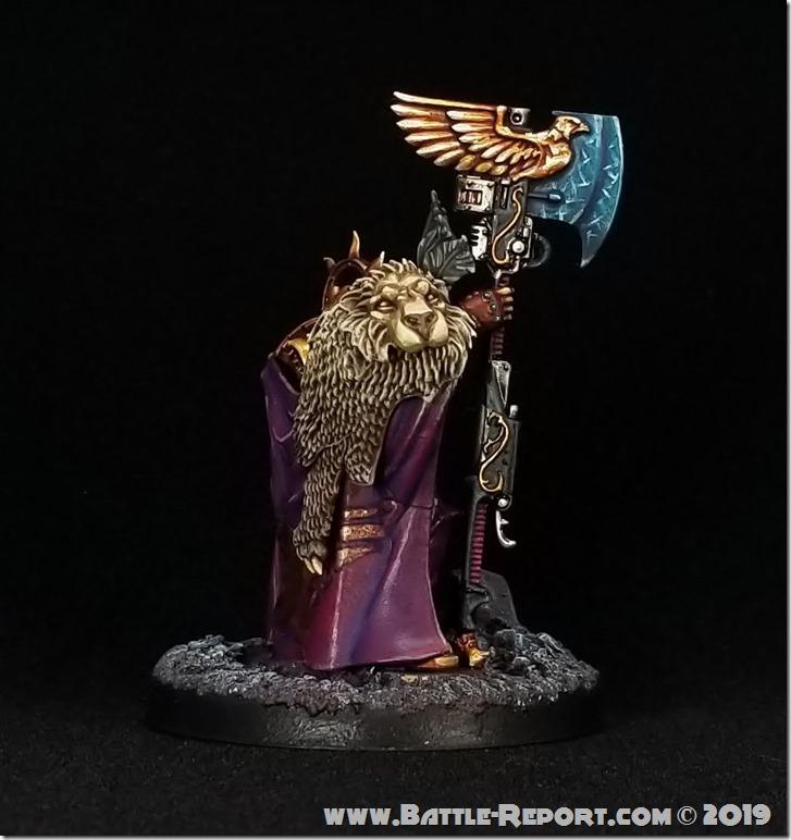 Captain-General Trajann Valoris by Joey K (3)