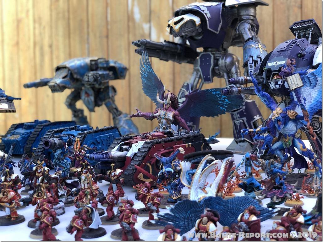 Legio Xestobiax Reaver Titan by Christopher Tobin (10)