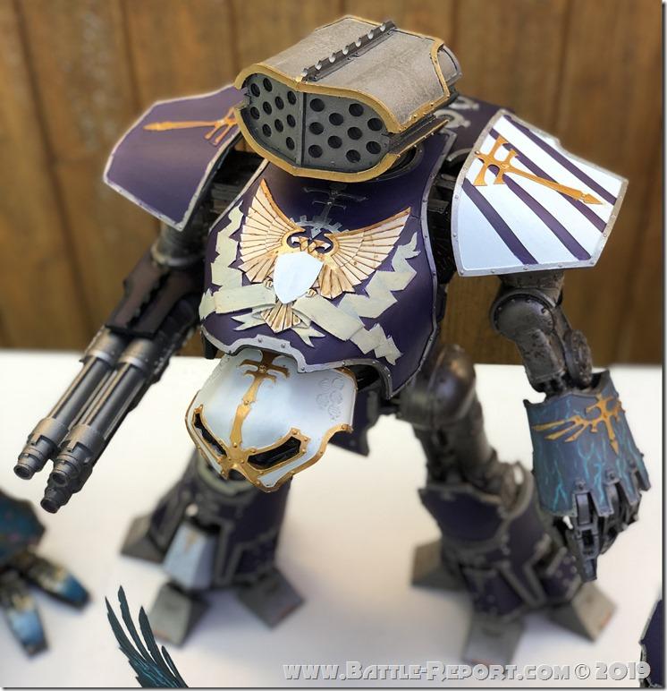 Legio Xestobiax Reaver Titan by Christopher Tobin (3)
