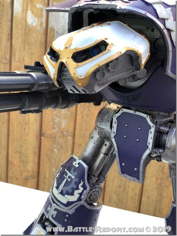 Legio Xestobiax Reaver Titan by Christopher Tobin (6)