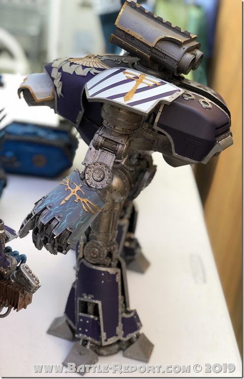 Legio Xestobiax Reaver Titan by Christopher Tobin (7)